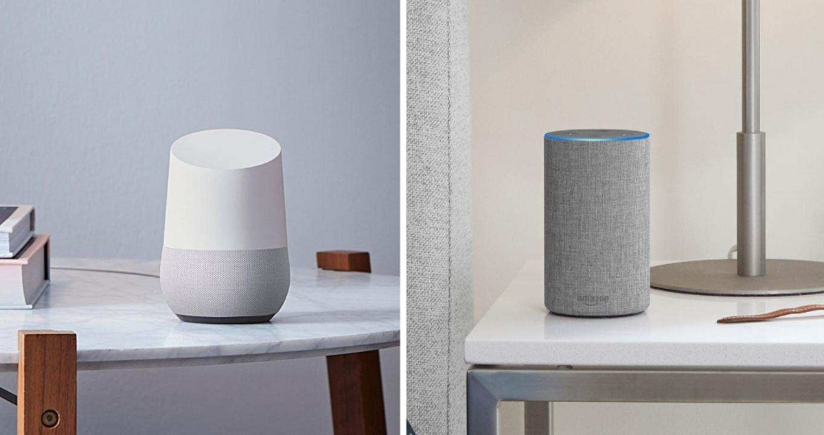 Smart Speakers Compared—Amazon Echo vs. Apple Homepod vs. Google Home