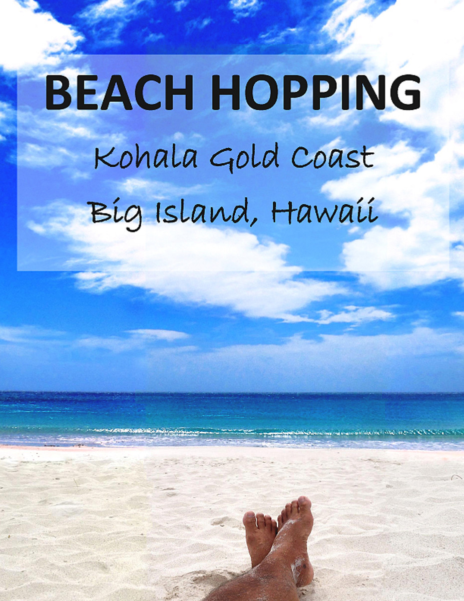 Hawaii Road Trip: Beach-Hopping on the Kohala Gold Coast, Big Island