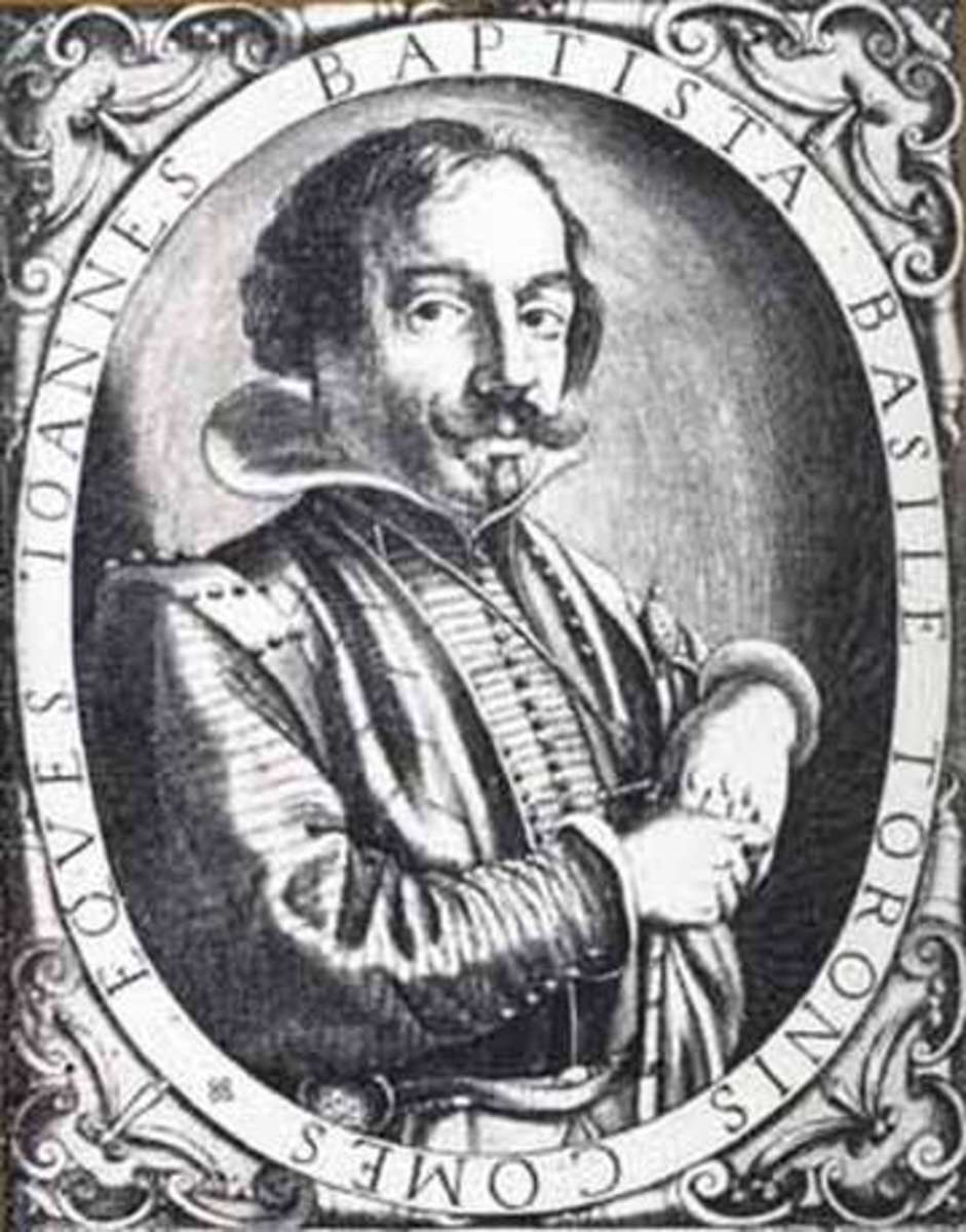 Giambattista Basile: Author of the First Fairy Tales Collection