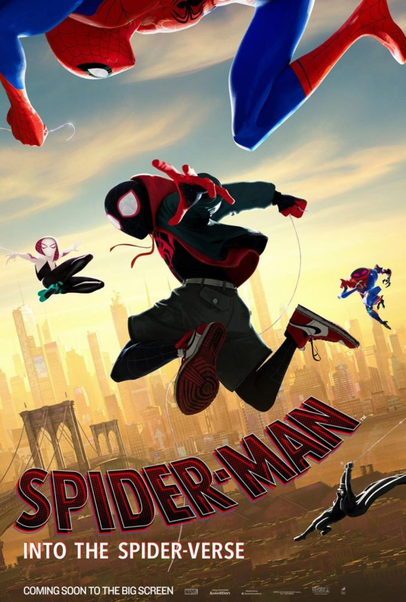 'Spider-Man: Into the Spider-Verse' (2018) Movie Review