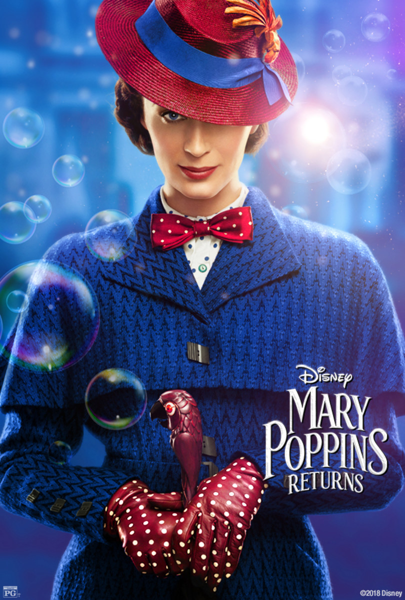 'Another Visit to 17 Cherry Tree Lane': Mary Poppins Returns Review