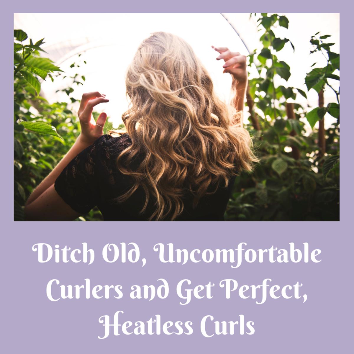 5 Ways to Get Overnight Heatless Curls