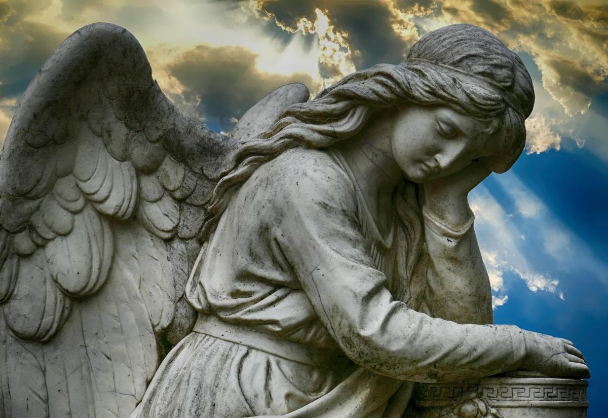 Falling From Heaven, a Poem