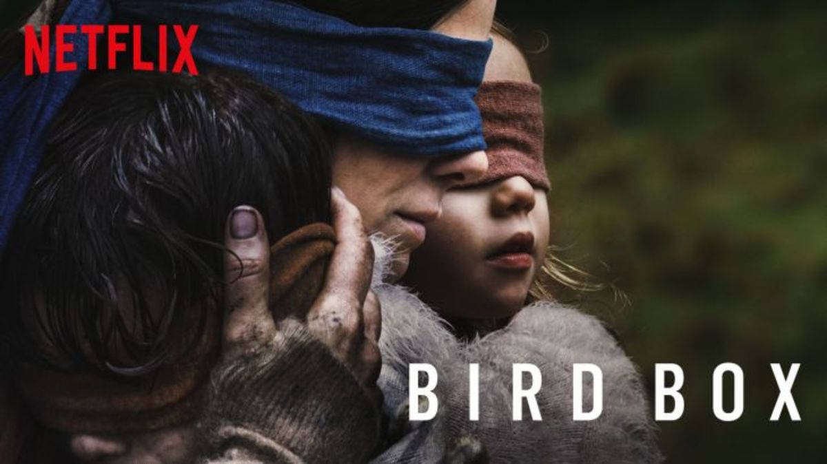 Netflix S Bird Box Is Like The Happening But Slightly Less Awful