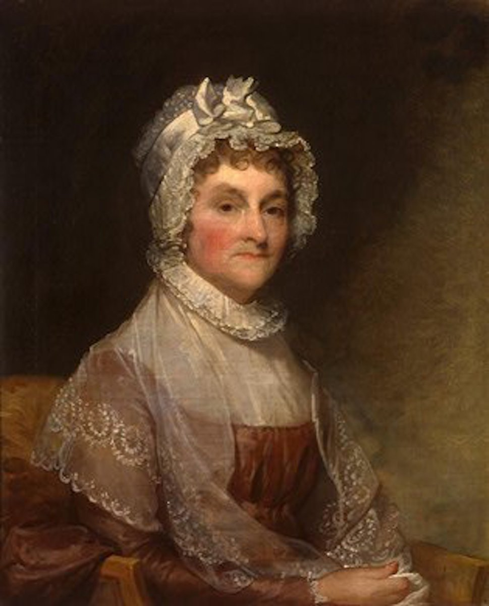 Abigail Adams: The Second First Lady