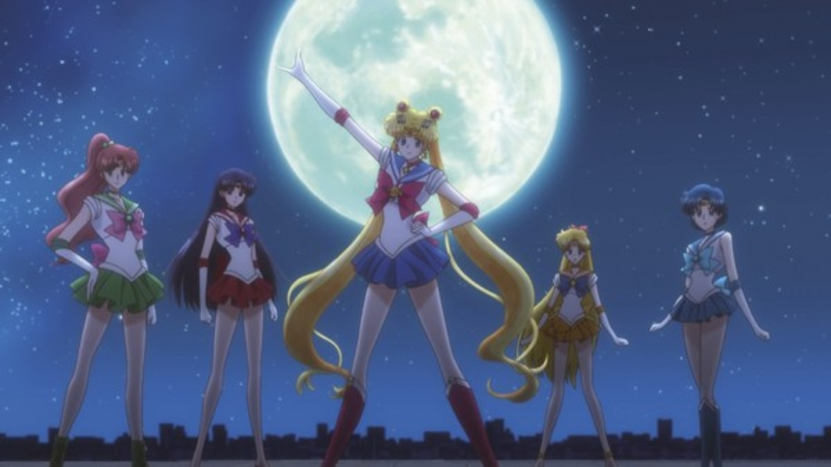 8 Anime to Watch After 'Sailor Moon Crystal'
