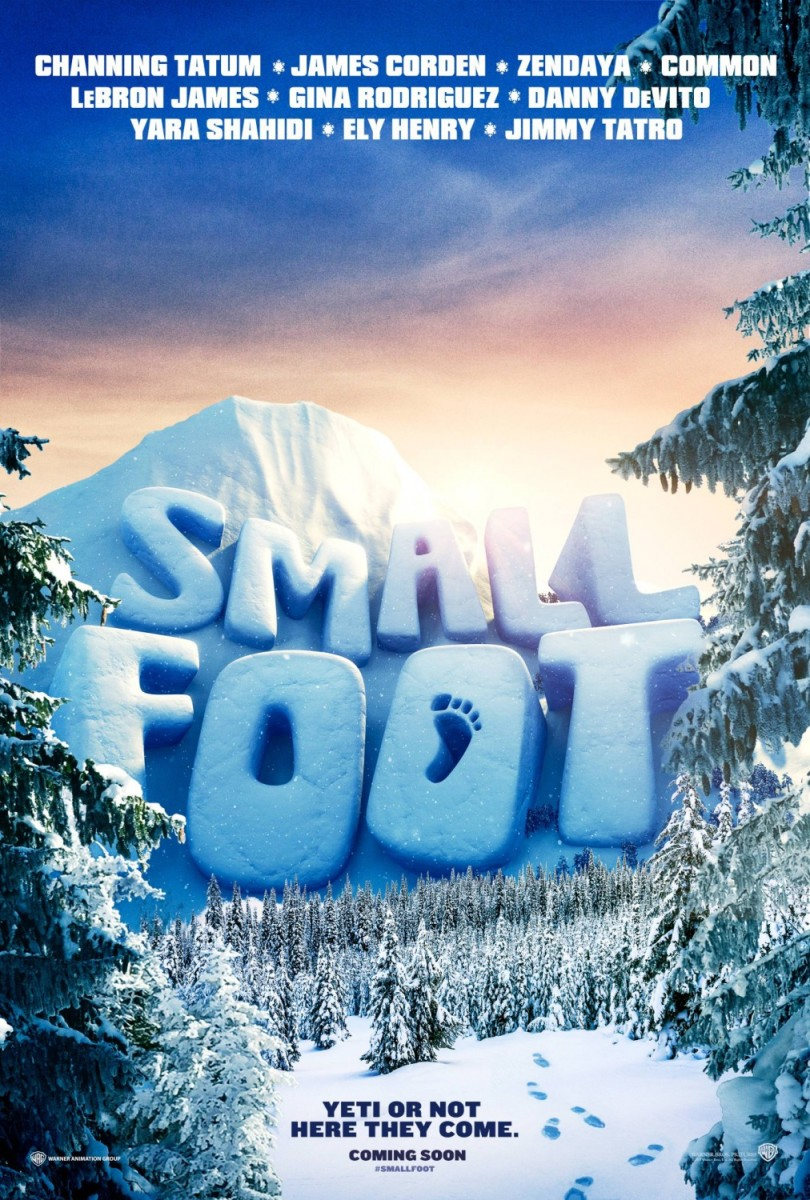 'Smallfoot' Movie Review