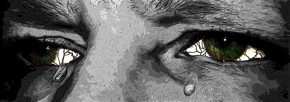 Sacred tears.