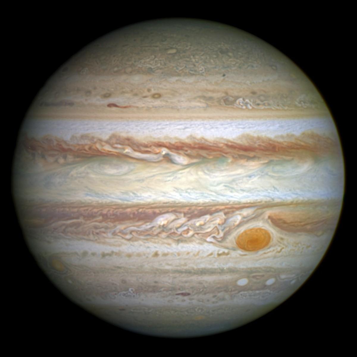 Jupiter: Quick Facts