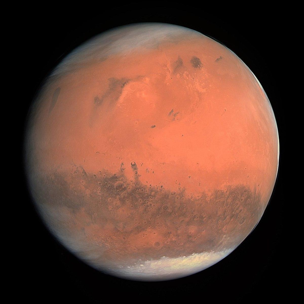 Mars: Quick Facts