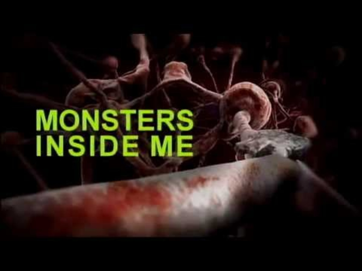 Monsters Inside Me, Part 3