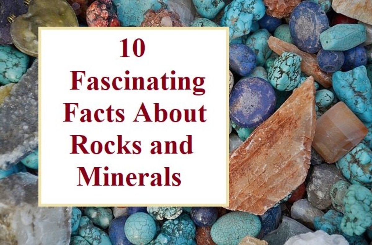 Top 10 Interesting and Fun Facts About Rocks, Minerals, and Crystals
