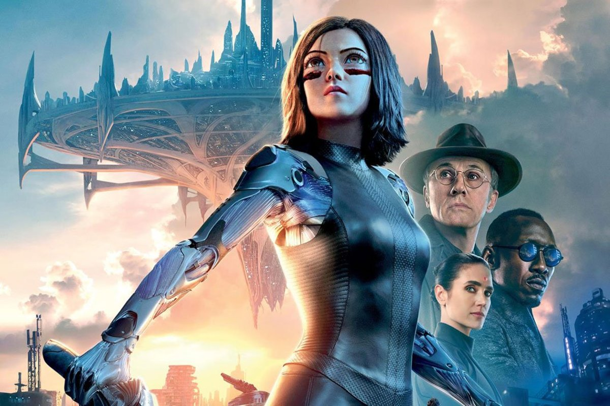10 Great Movies for Fans of 'Alita: Battle Angel'