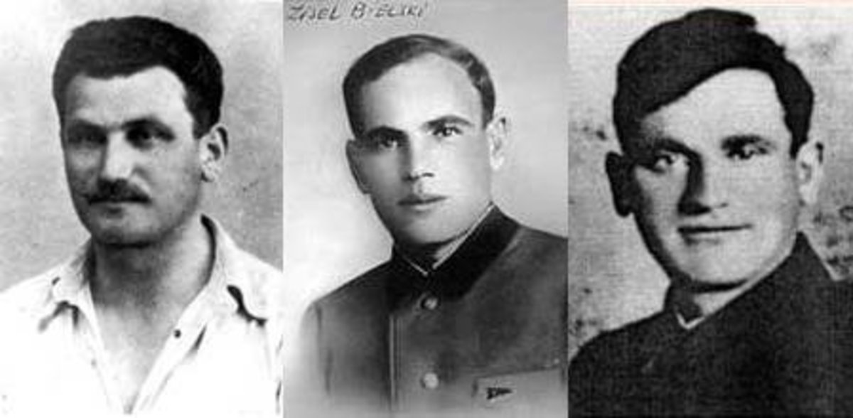 The Bielski Brothers: Jews Who Fought Back Against Hitler's Germany