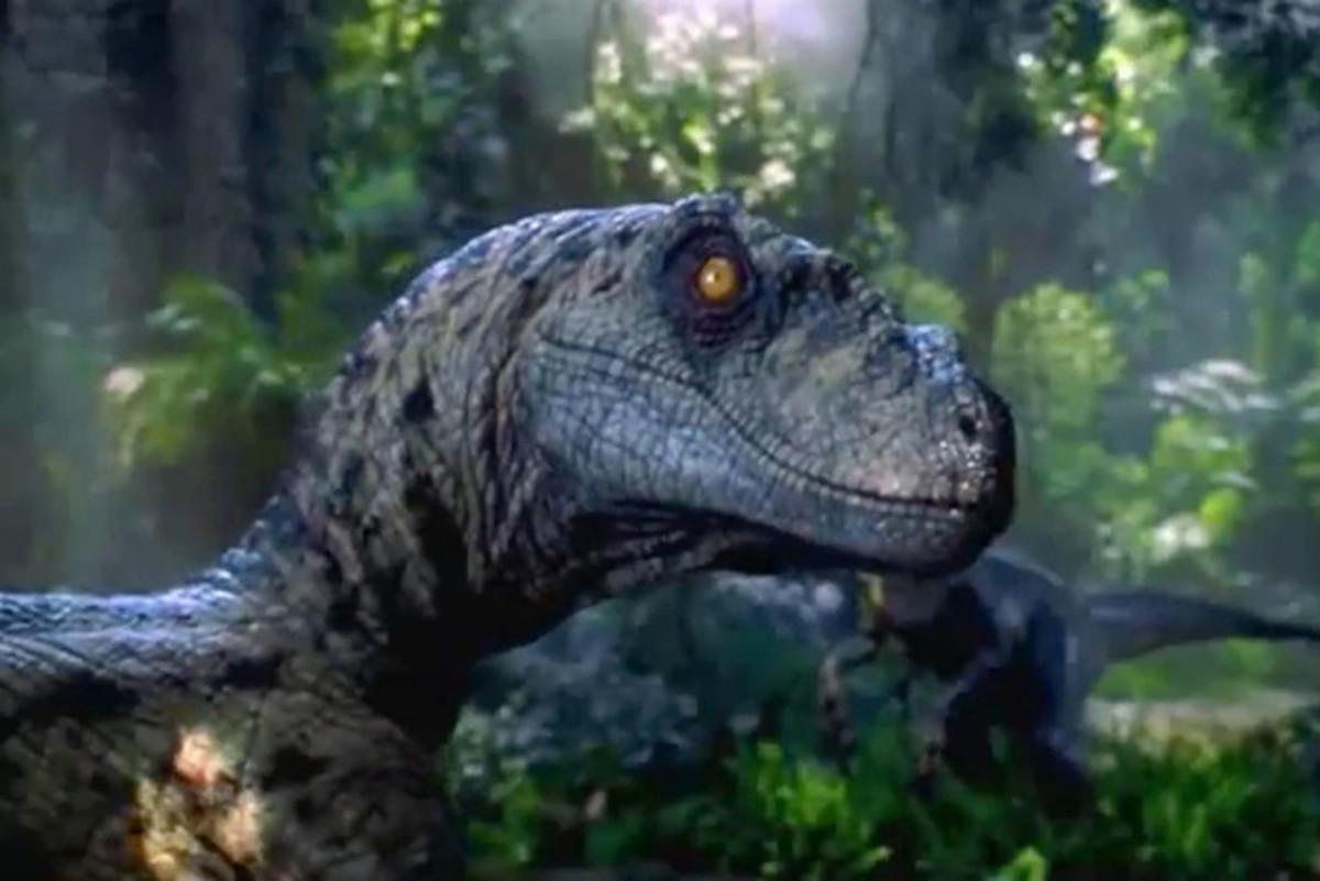 Jurassic Park's depiction of the Velociraptor.