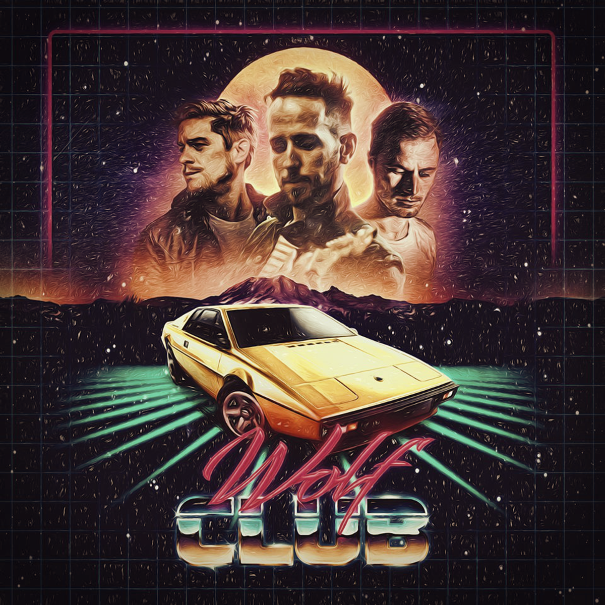 An Interview With Steven Wilcoxson From Synthwave Band WOLF CLUB