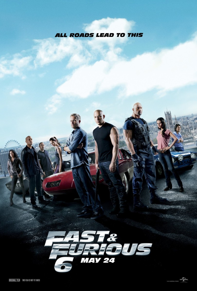 Should I Watch..? 'Fast & Furious 6'
