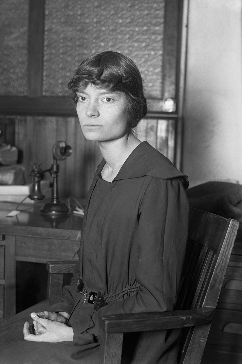 Dorothy Day as a young woman