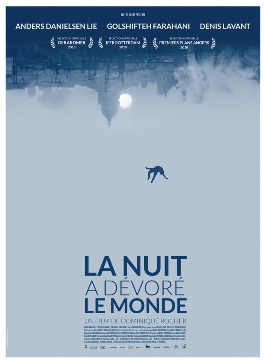 """La Nuit a Dévoré le Monde"" Movie Poster (French)"