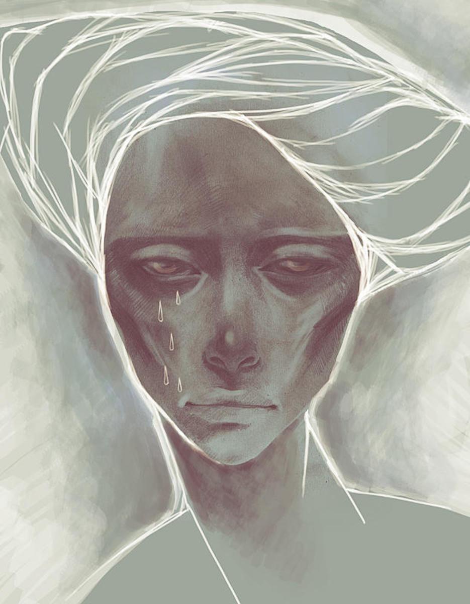 Venomonic (A Poem about Depression)