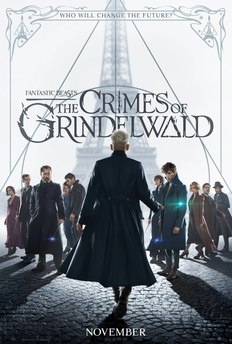"""Movie Review: """"Fantastic Beasts: The Crimes of Grindelwald"""""""