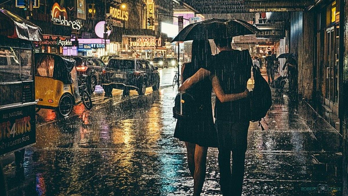 Rain: What Good Is It?