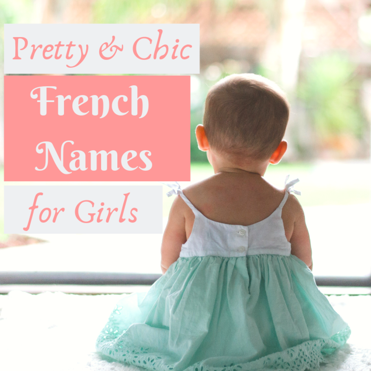 Cute and Pretty French Names