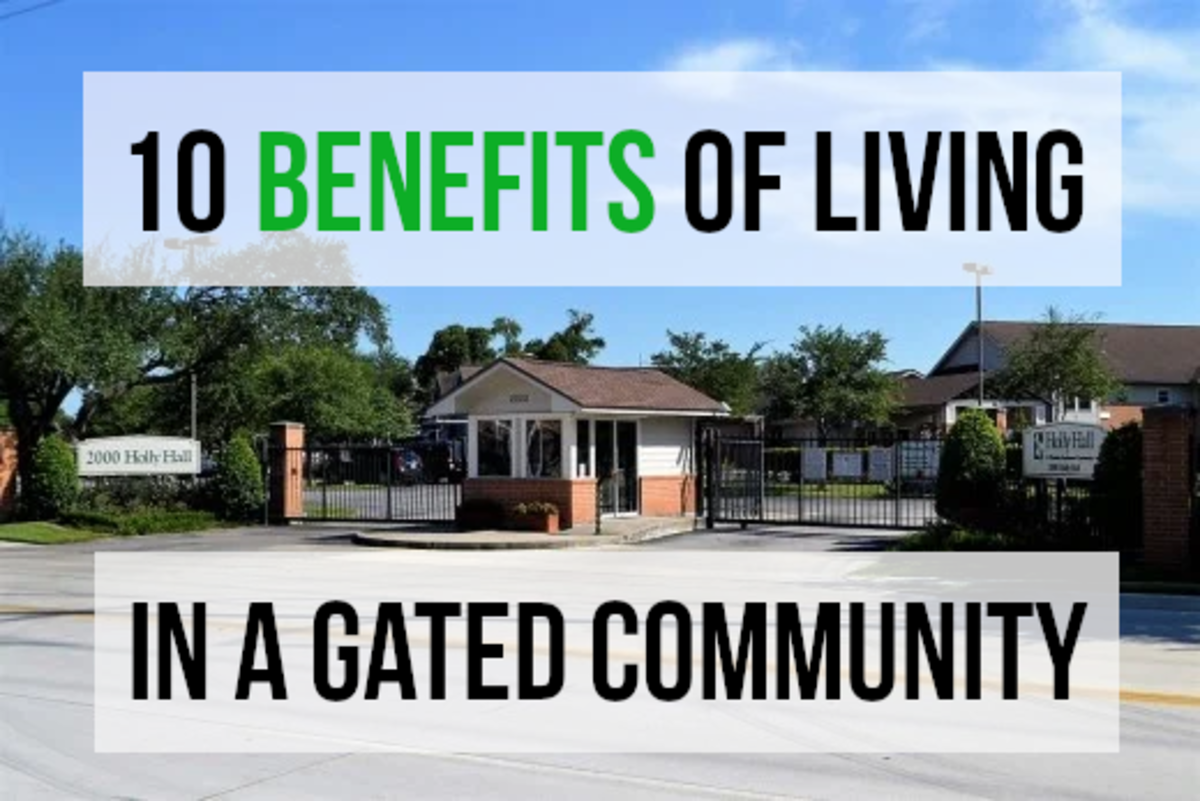 10 Advantages of Living in a Gated Community