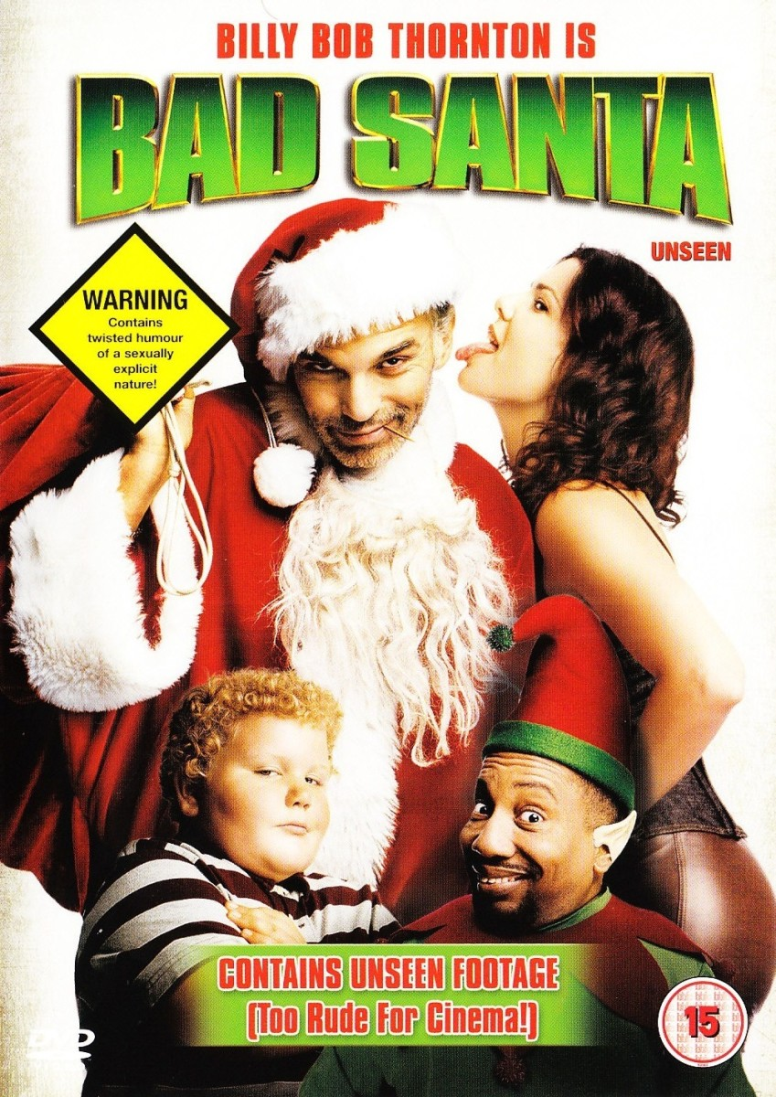 Should I Watch..? 'Bad Santa'