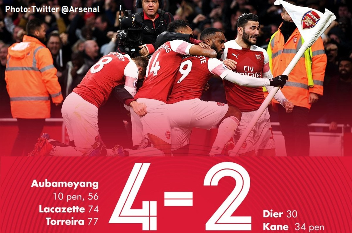 A North London Derby to Remember!