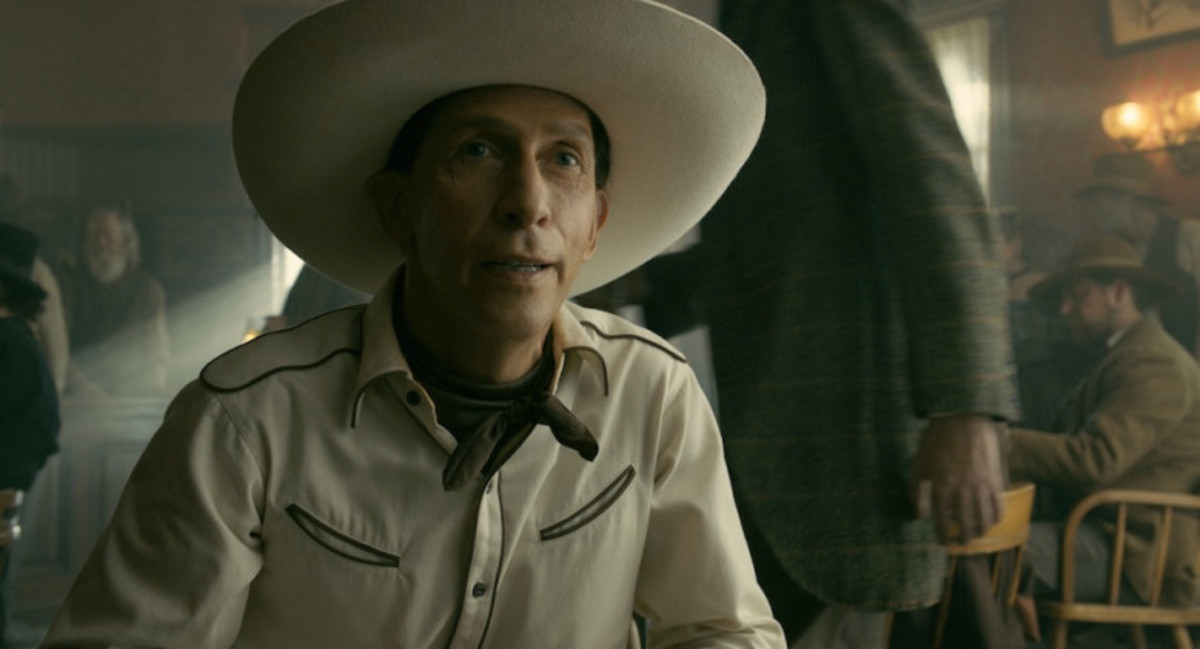The Ballad of Buster Scruggs: Film Review