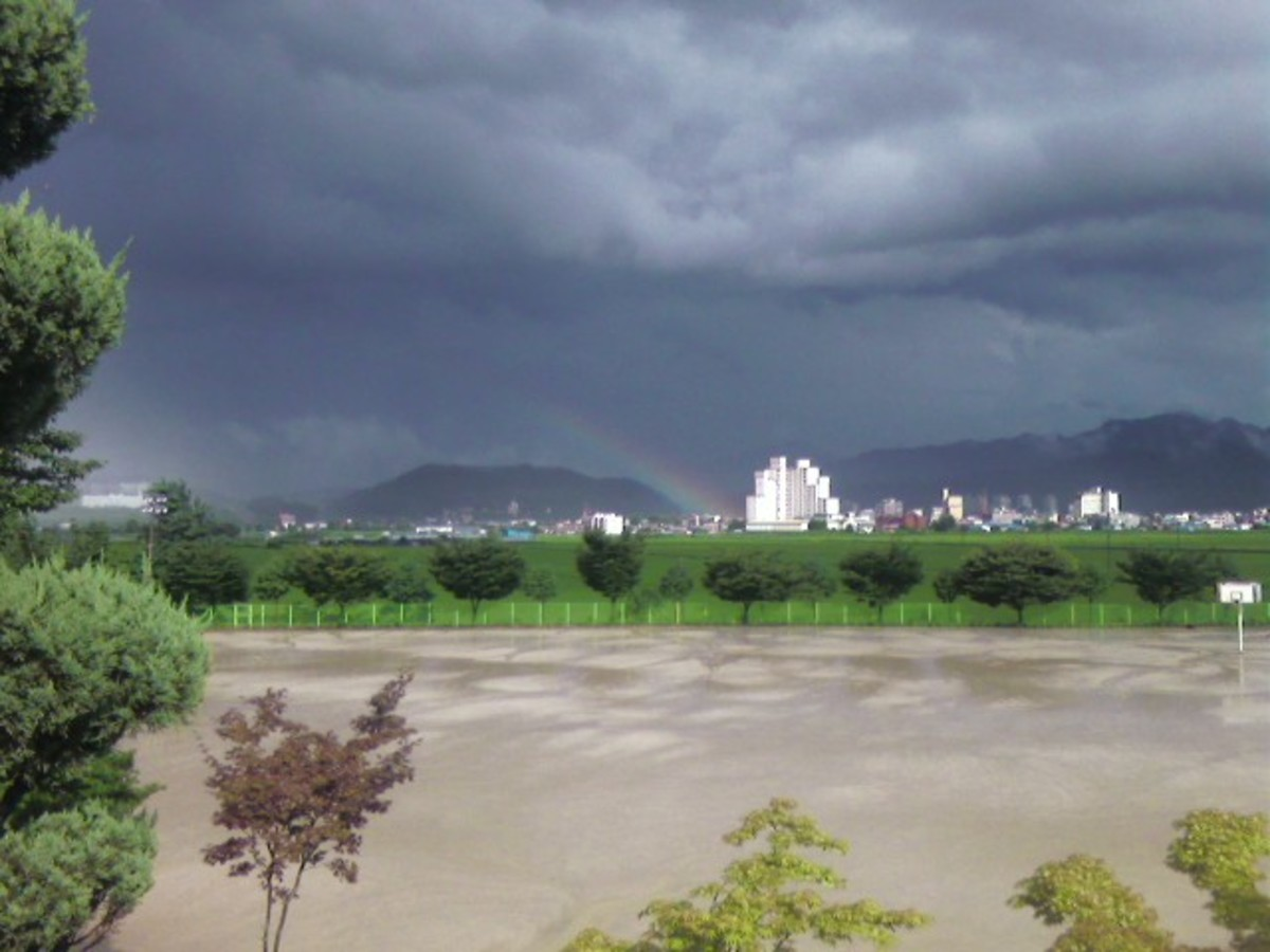 Korea: The Land of the Morning Calm