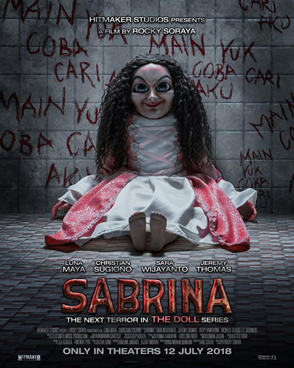 Sabrina 2018, A Netflix Original & Indonesian Spooky Doll Flick