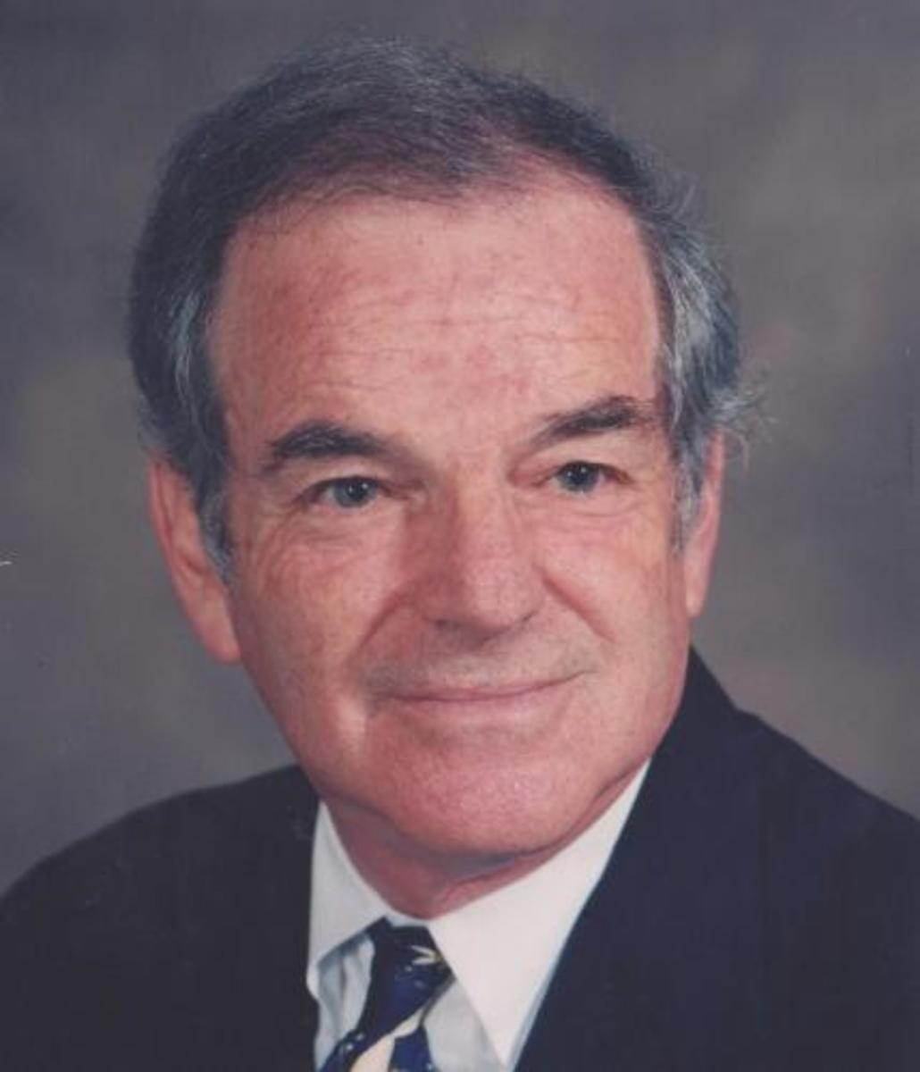 Remembering Connecticut State Senator ~ Lewis Rome