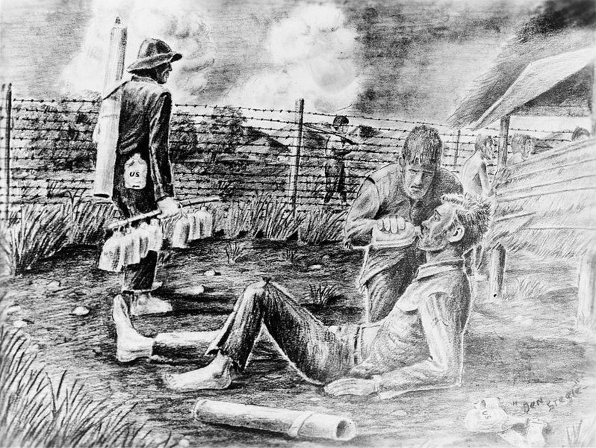 Raid on Los Baños Internment Camp
