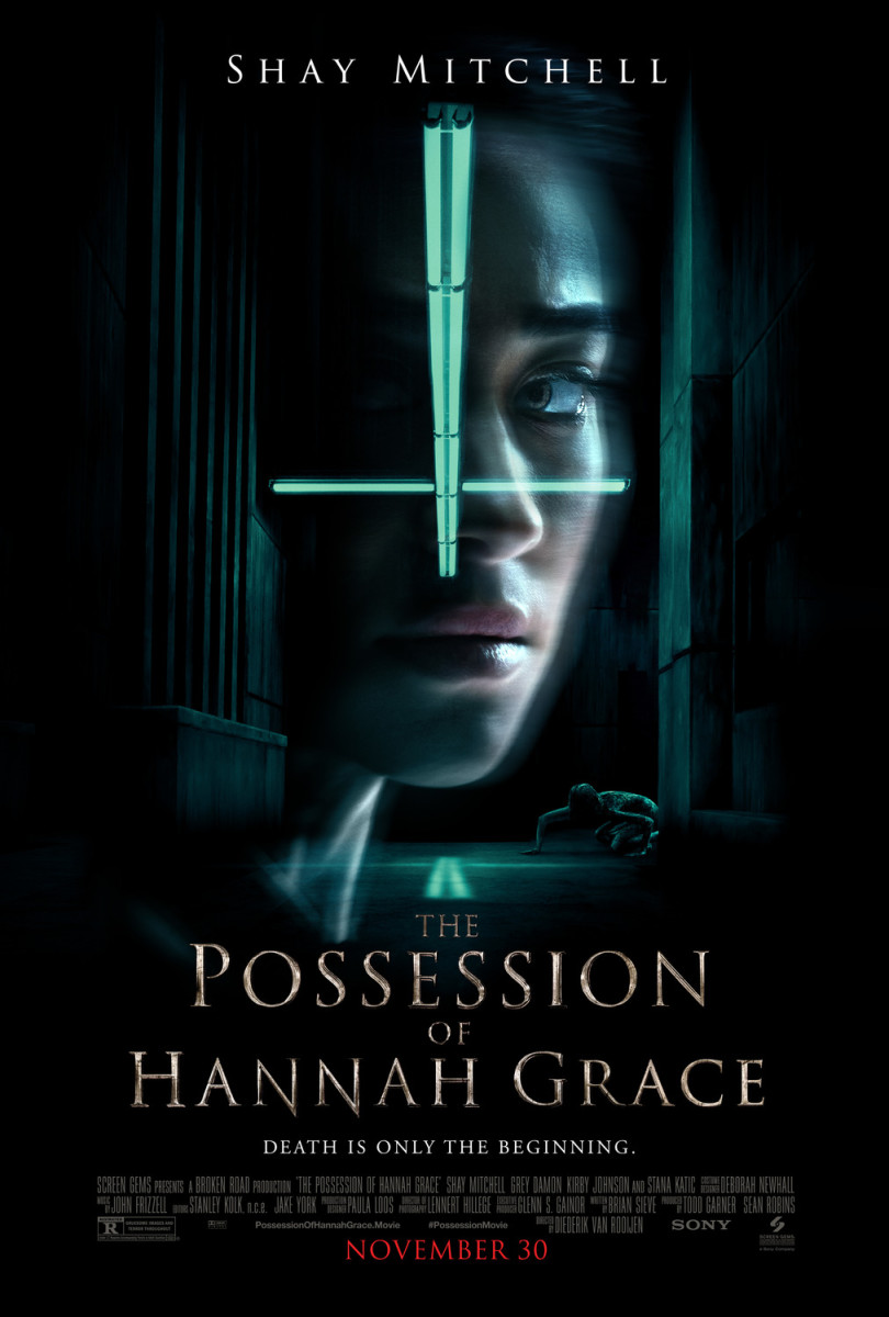 """Movie Review: """"The Possession of Hannah Grace"""""""