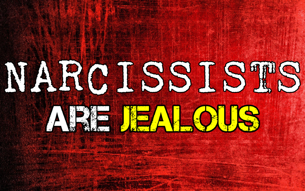 Narcissists and Jealousy