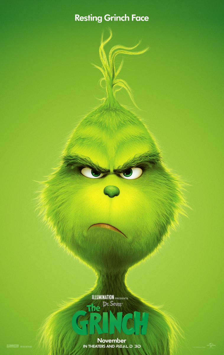 'The Grinch' Movie Review