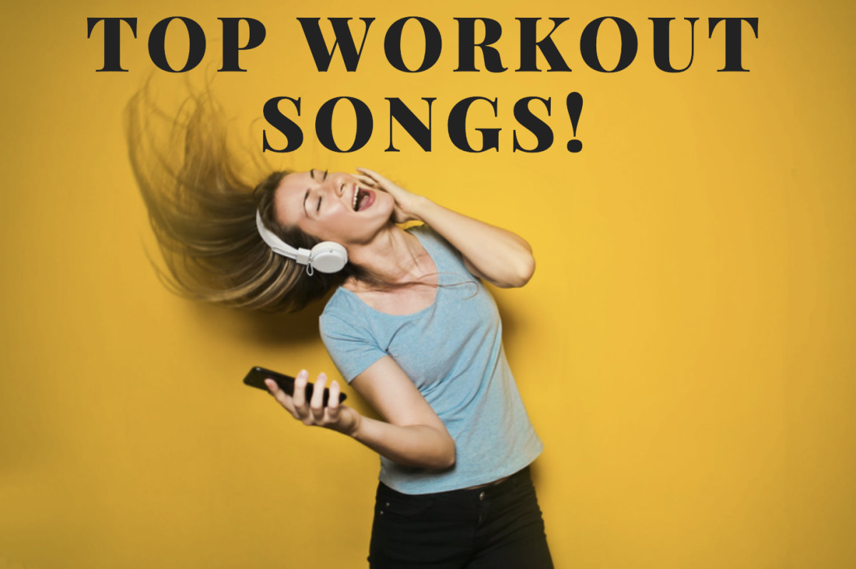Ten Top Workout Songs!