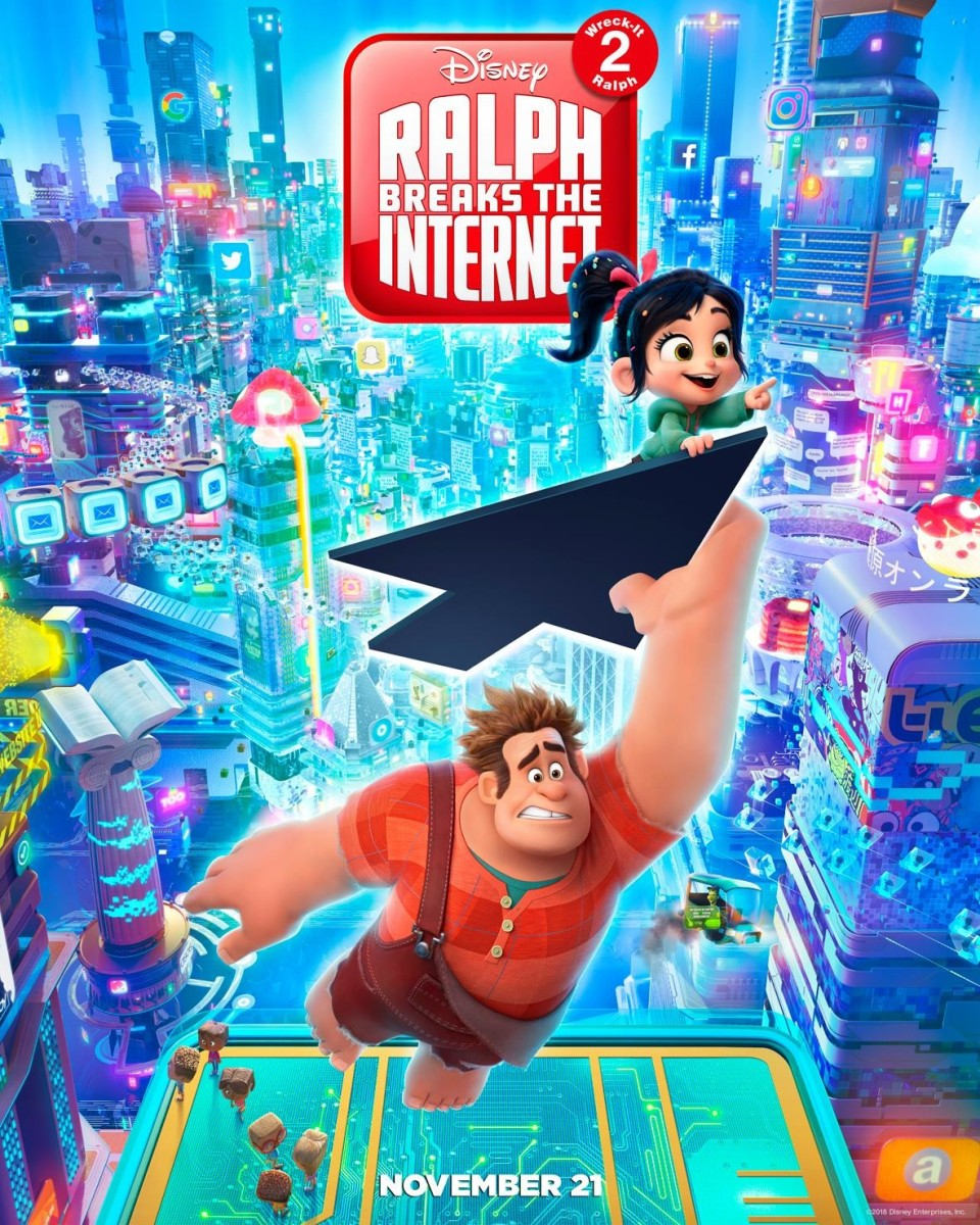 'Ralph Breaks the Internet' Movie Review