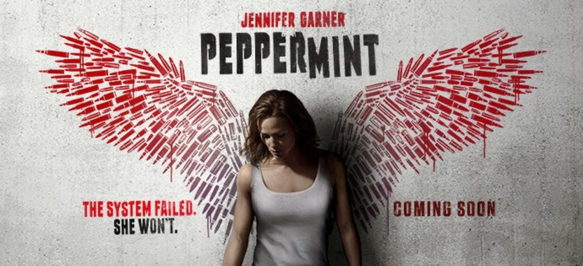 'Peppermint' (2018) Movie Review