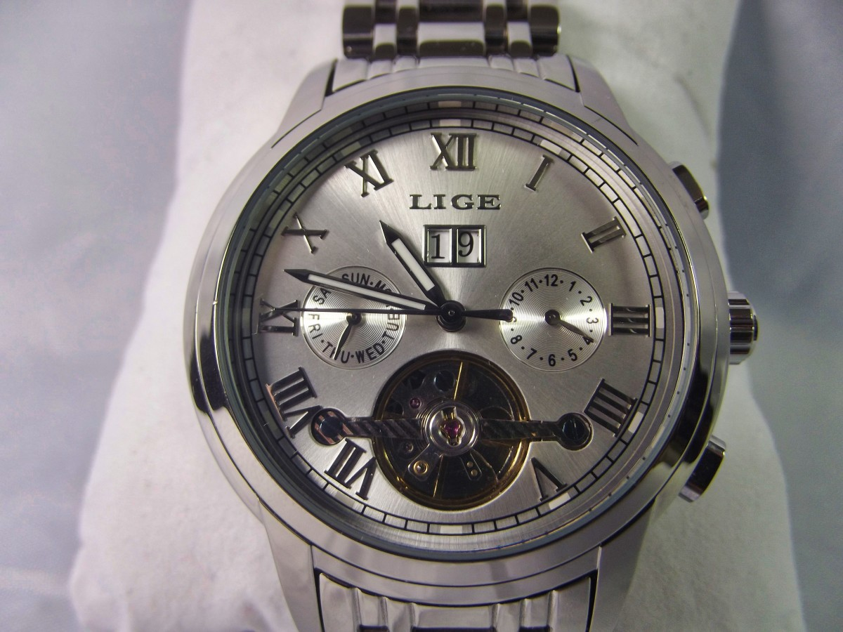 Review of the Lige Fashion Automatic Watch