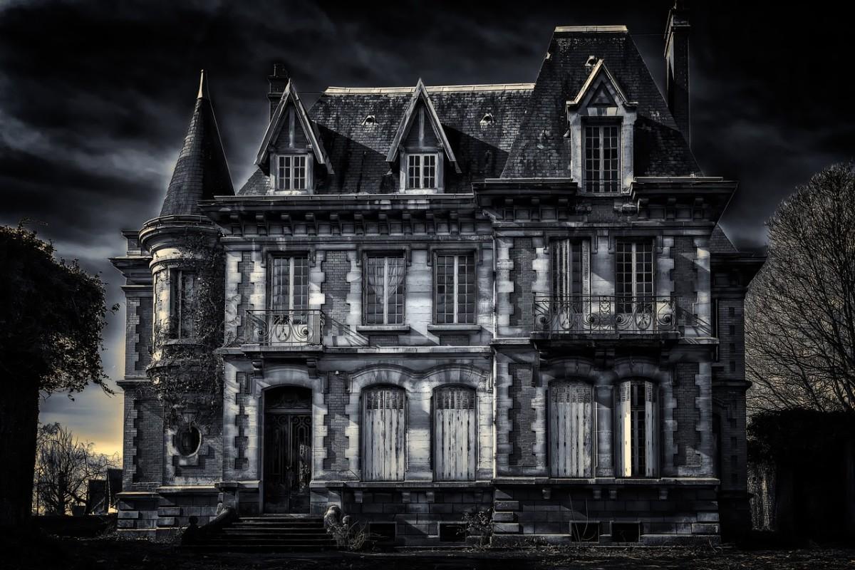 The Haunting of Estate Estremita: Danny's Terror - Chapter 3 - Part 2