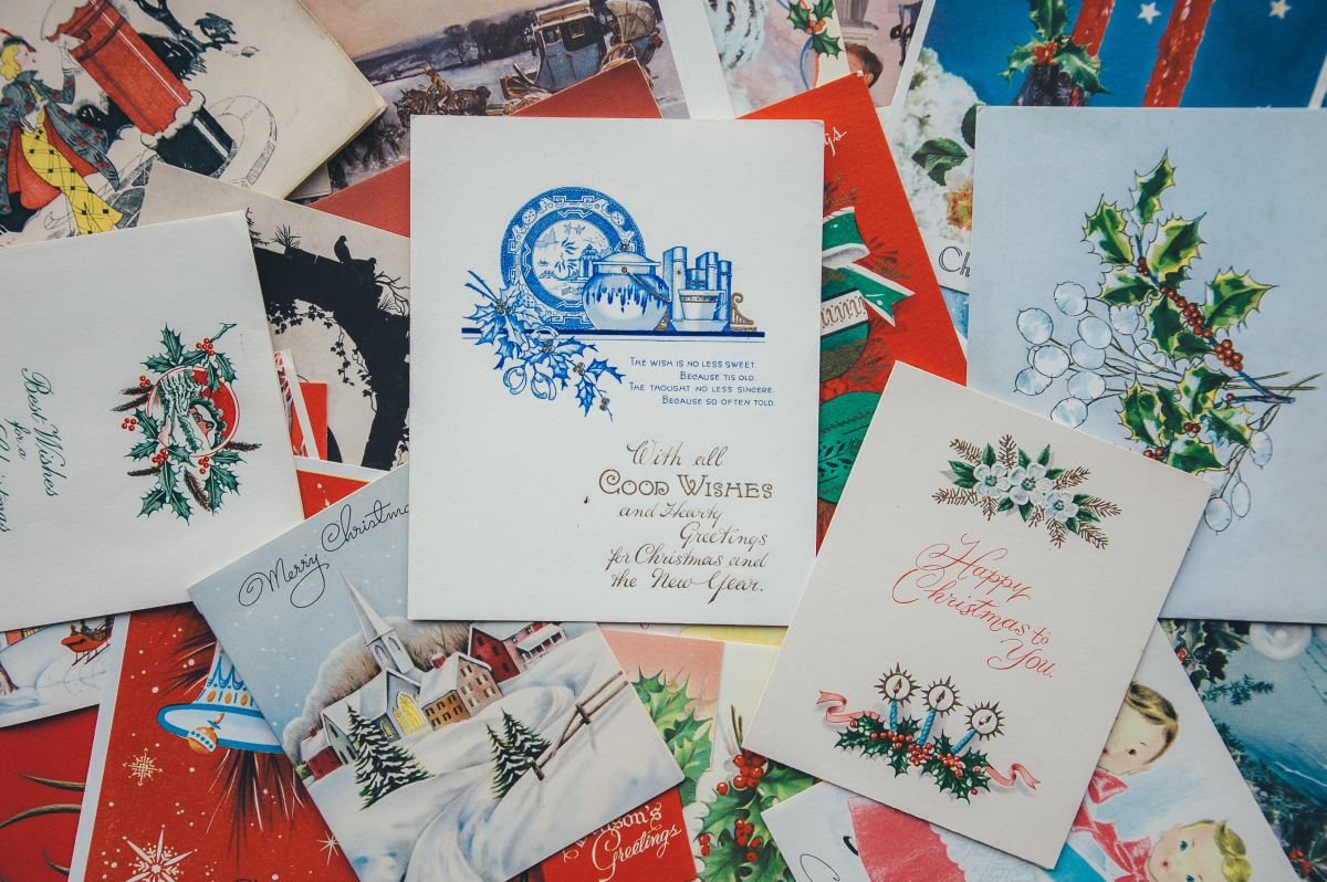 Sending greeting cards is an integral part of the Christmas season, but more people than ever are ditching old-fashioned cards in favor of digital holiday messages.