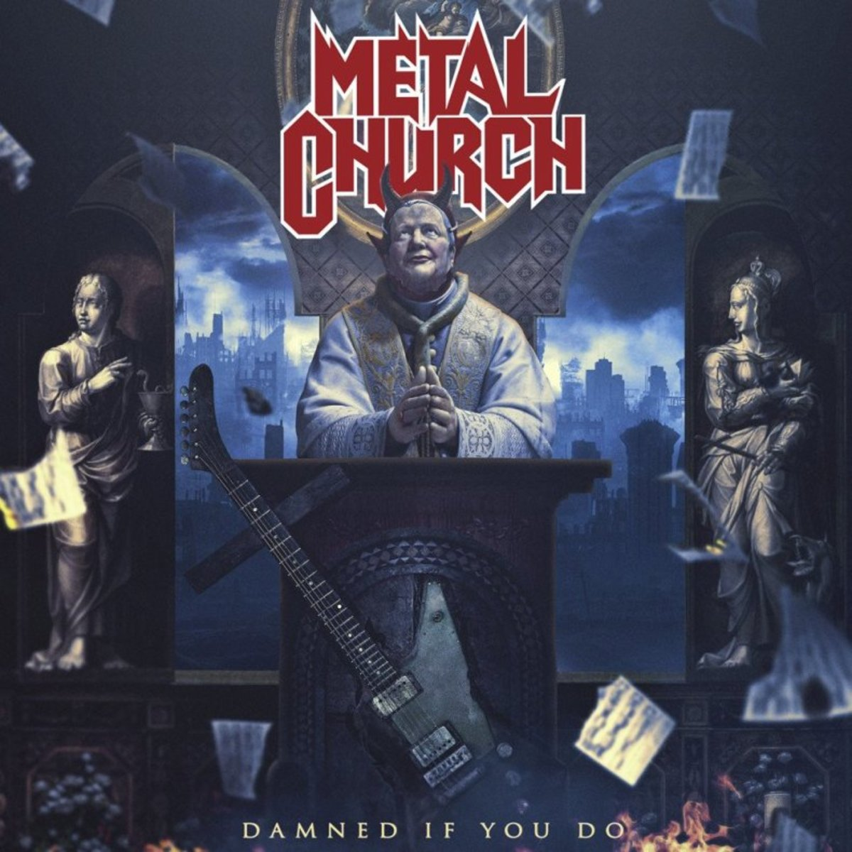 "Metal Church ""Damned If You Do"" Album Review"