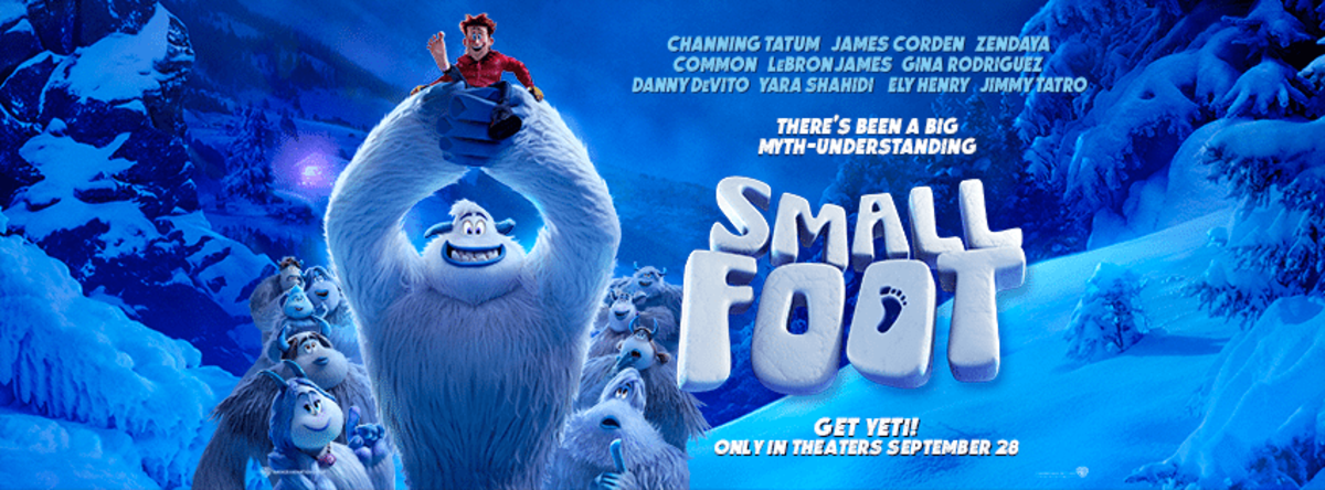'Smallfoot' (2018) Movie Review