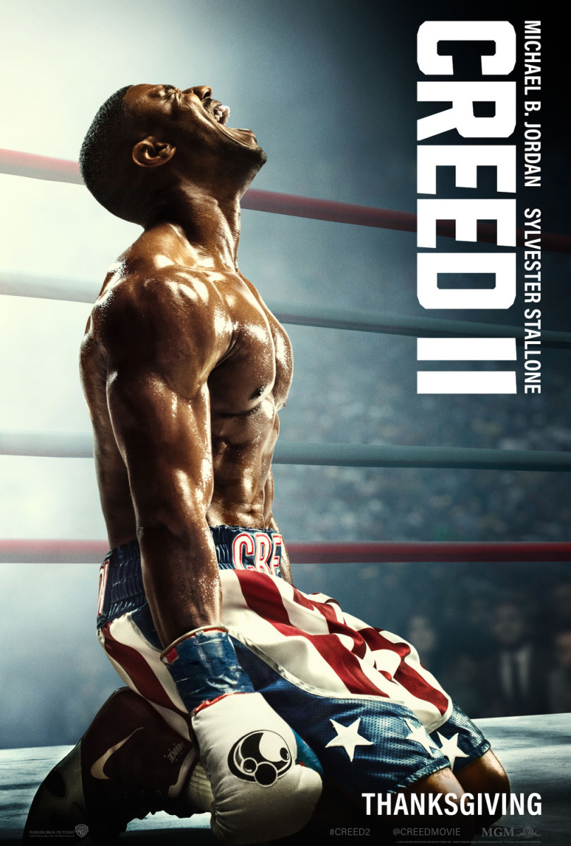 "Movie Review: ""Creed II"""