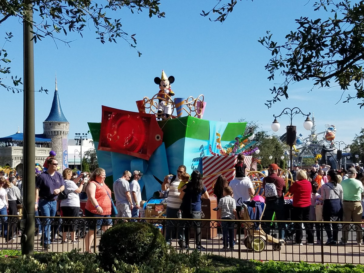 "Experience Walt Disney World as a ""Kid at Heart"" at Magic Kingdom"