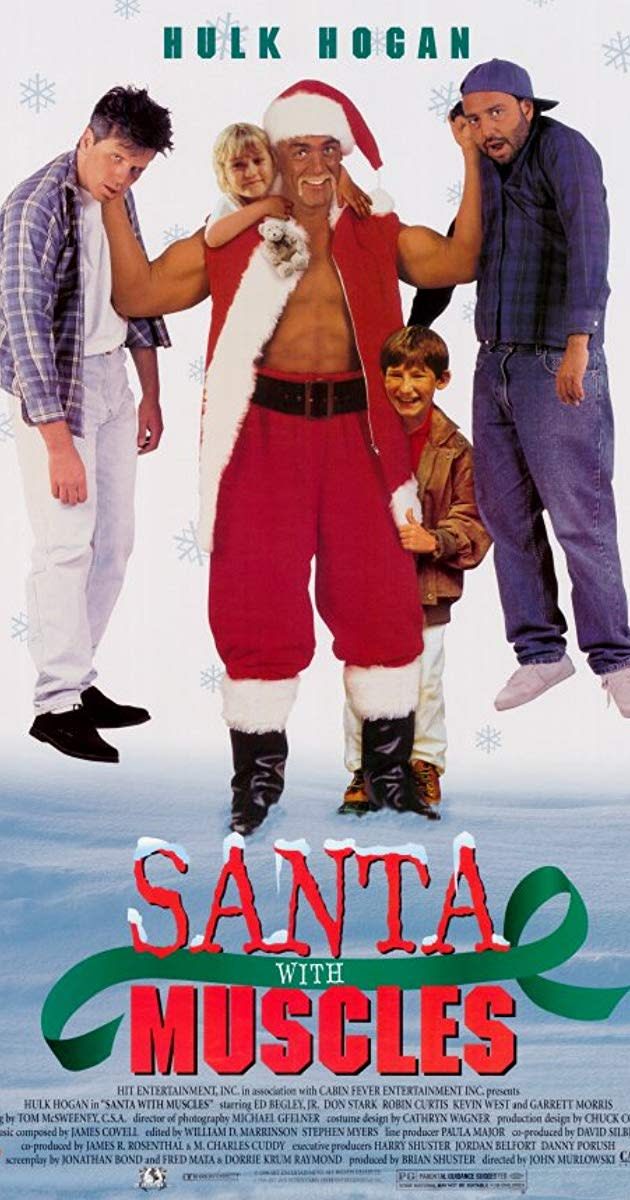 Should I Watch..? 'Santa With Muscles'