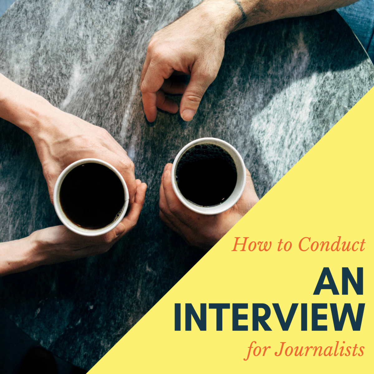 Guide for Journalists: How to Interview Someone for a Story